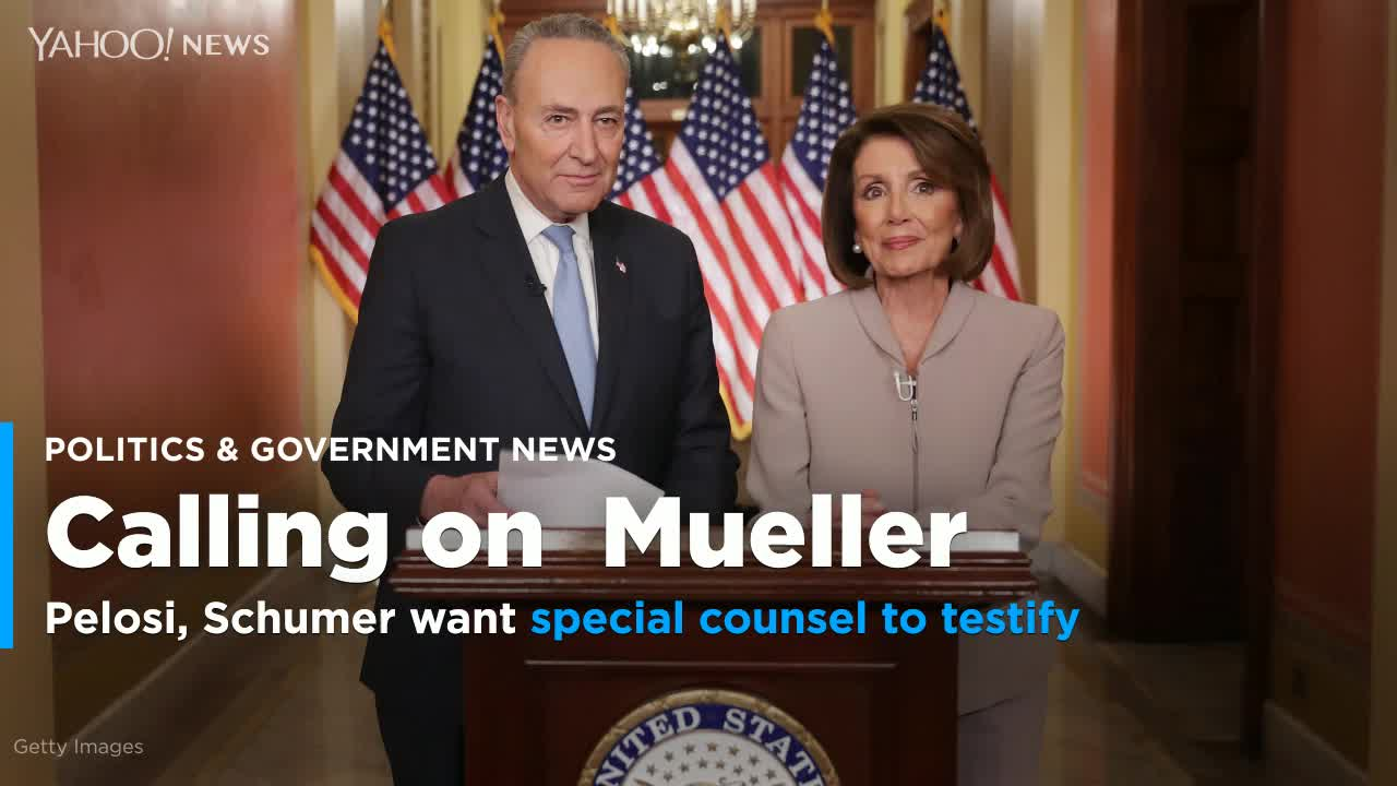 Trump Sours On Mueller Report After Initial Upbeat View
