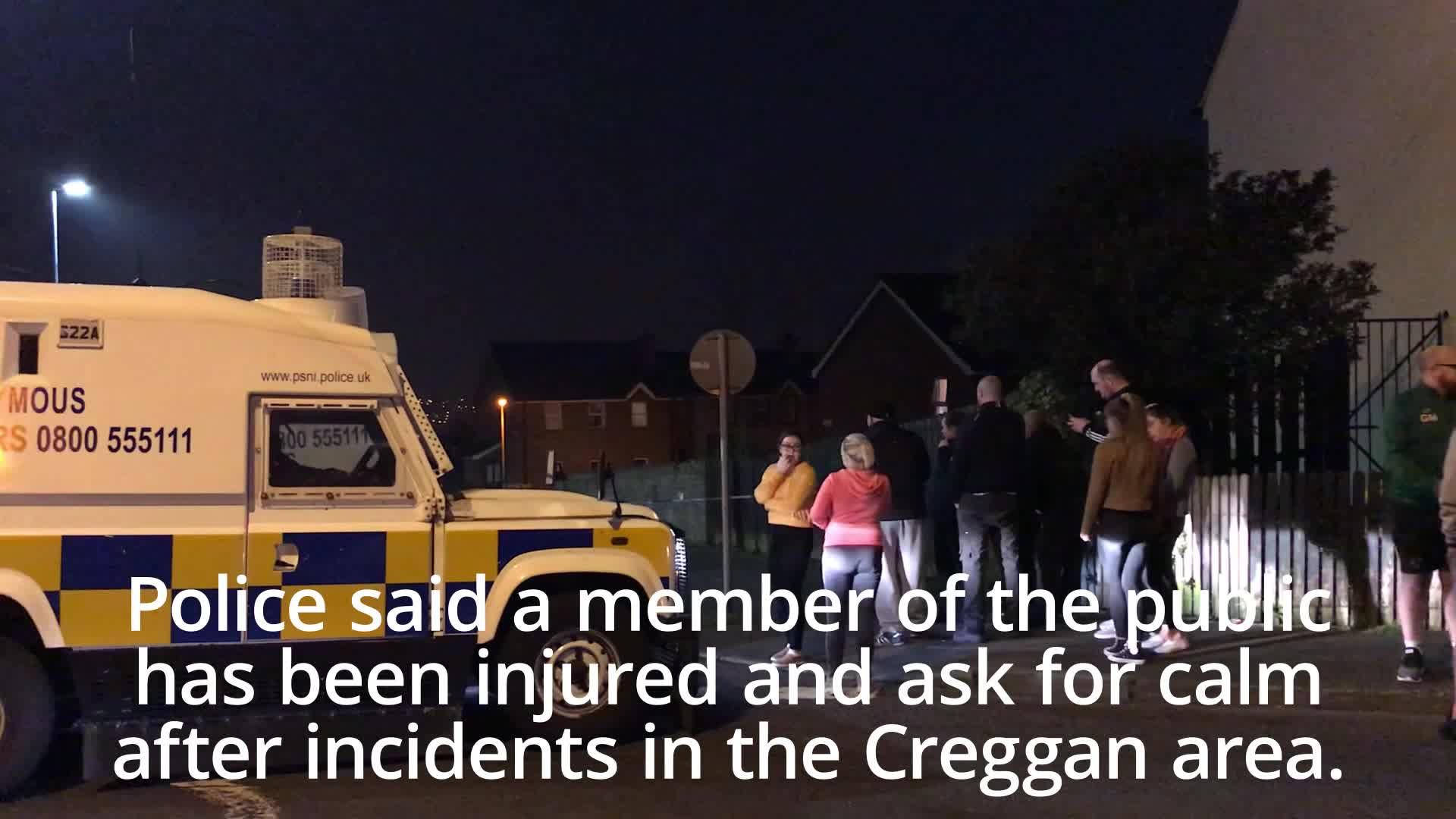 Northern Ireland Unrest: Woman, 29, Shot Dead In Creggan, Londonderry 'Terrorist Incident', Police Say