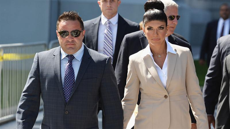 'Real Housewives' Star Teresa Giudice's Daughter Asks Trump To Pardon Her Dad