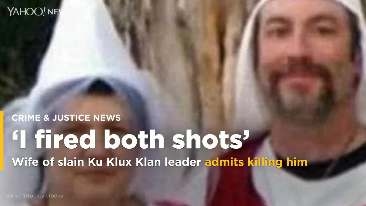 Wife Of Slain KKK Leader Admits To Killing Him And Dumping His Body
