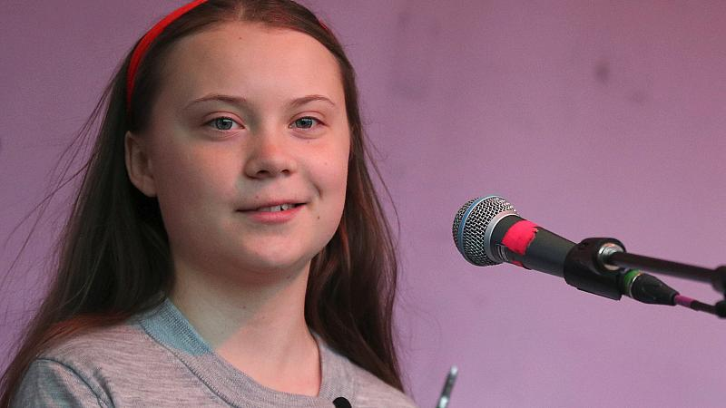 Greta Thunberg Says 'It's Never Too Late' To Fight For Planet During Speech To XR Supporters