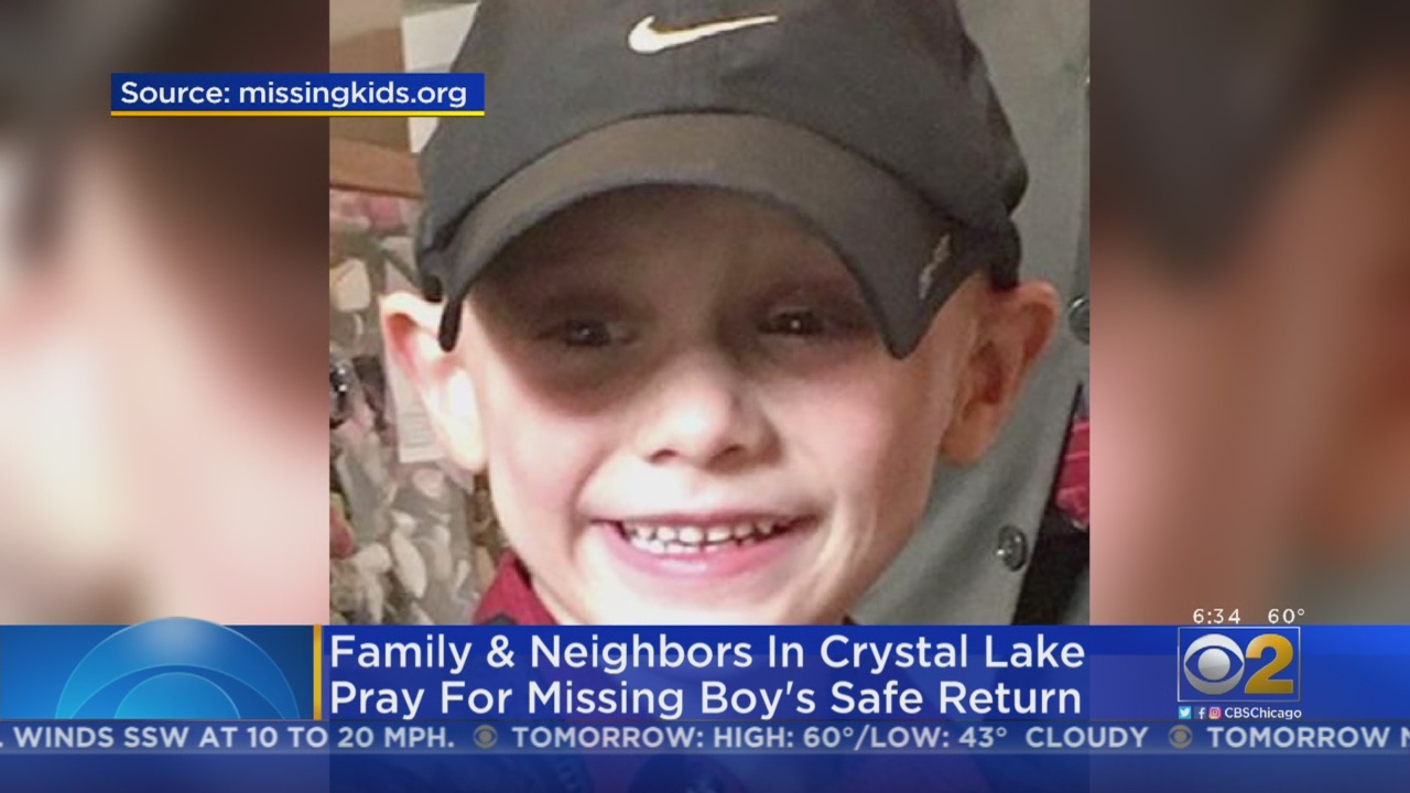 Illinois police reveal new details in 5-year-old boy's disappearance