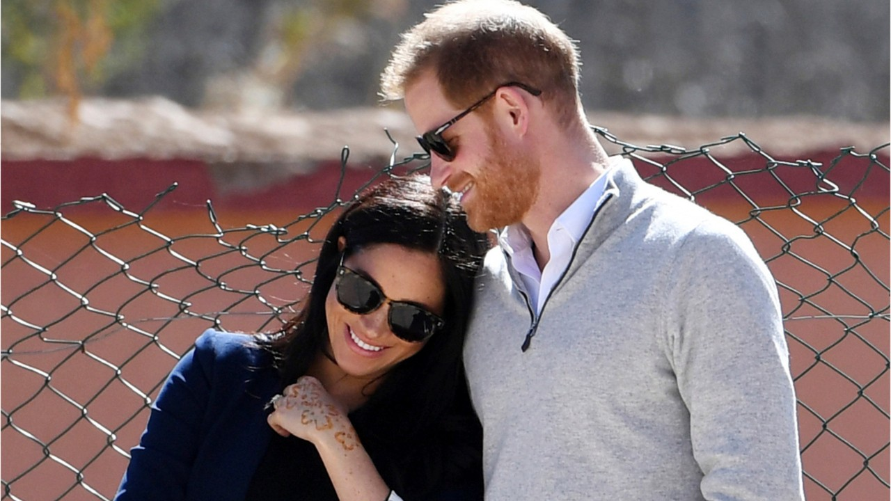 Report That Meghan Markle, Prince Harry Moving To Africa 'Speculative': Palace