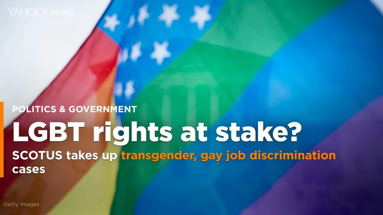 Trump Administration Asks Supreme Court To Legalize Firing Transgender Workers