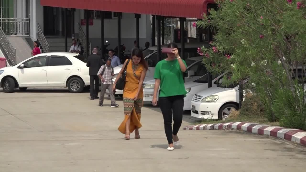 Myanmar Court Rejects Imprisoned Reuters Journalists' Final Appeals