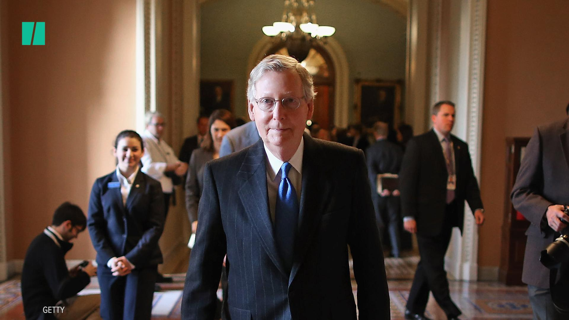 Mitch McConnell Will Be The Boogeyman Of The 2020 Elections
