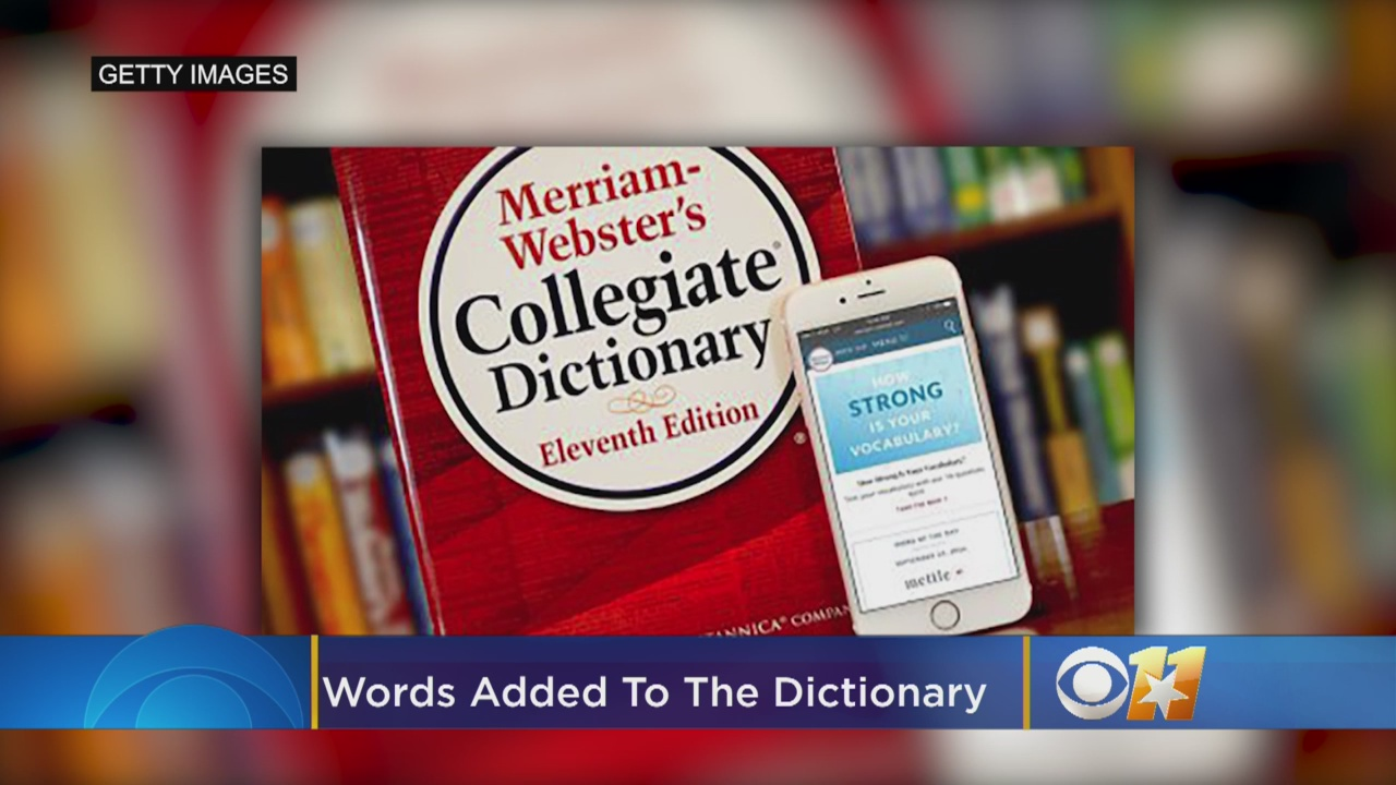 It's 'Peak' Dictionary As 'Stan' And 'Snowflake' Are Added To Merriam Webster