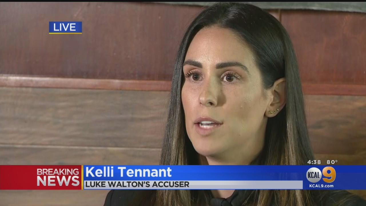 Luke Walton Accuser Kelli Tennant Talks About Sexual Assault Allegations
