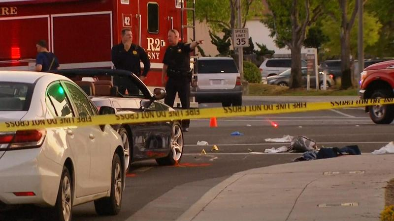 National News - Police: Driver That Hit 8 People in California May Have Done It On Purpose