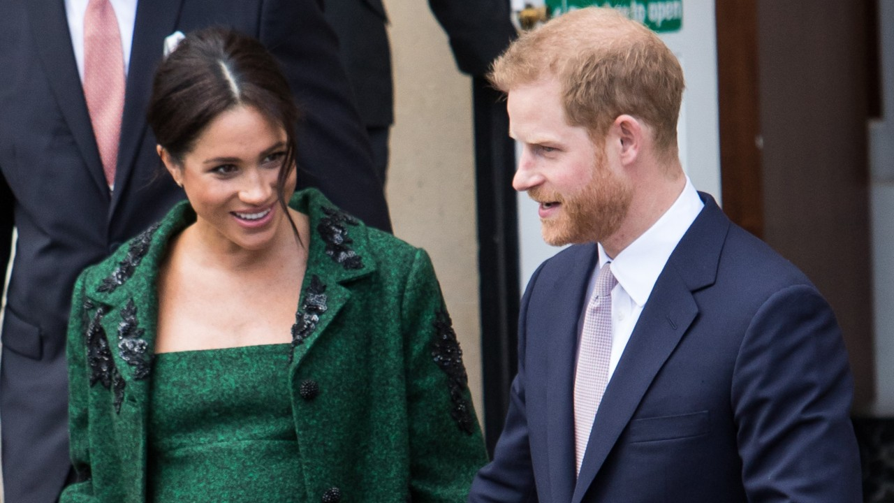 06d978b07 Meghan Markle s is reportedly planning a short maternity leave