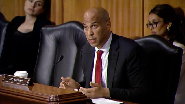 Cory Booker Becomes The Latest Presidential Candidate To Release His Tax Returns