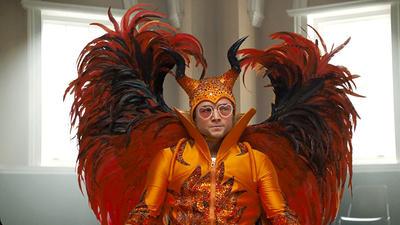 Elton John Slams 'Bulls***' Criticism Of Casting Straight Actor Taron Egerton In Biopic Rocketman