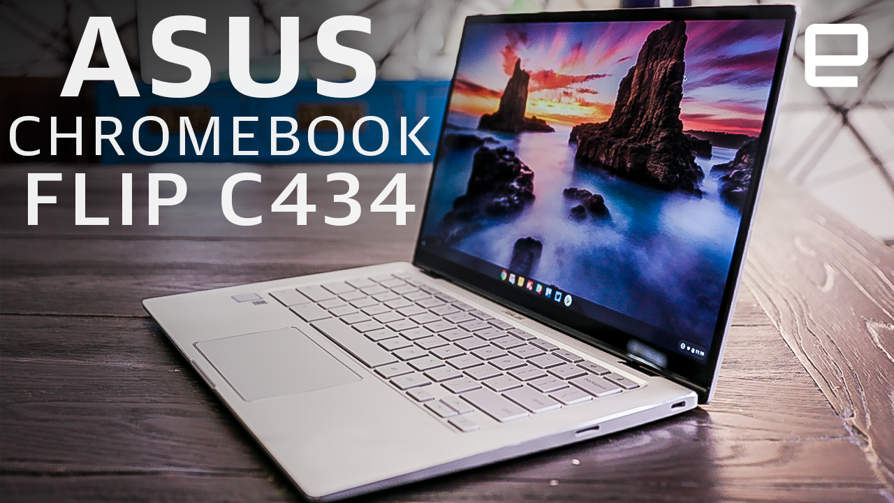 ASUS Chromebook Flip C434 review: More expensive, but why?