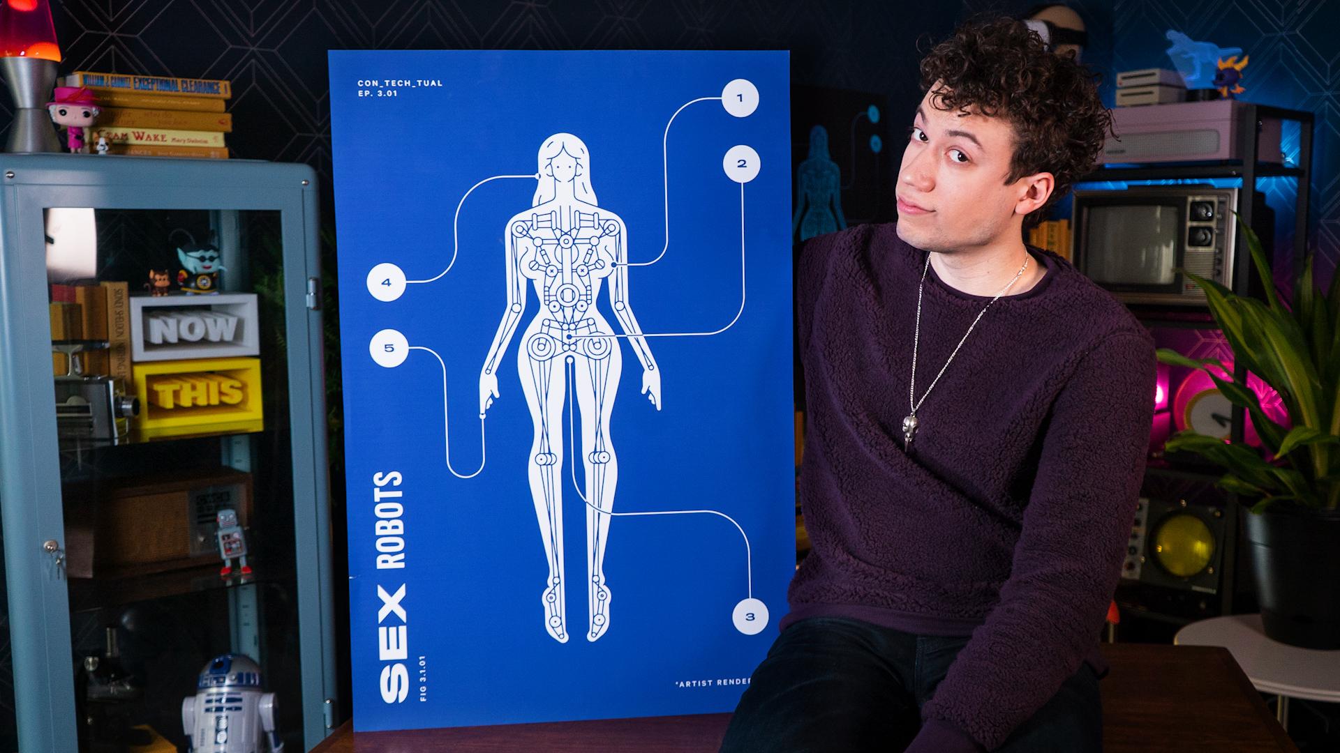 #SexRobotGripes Hashtag Arouses Twitter Backlash Against Robot-Human Love