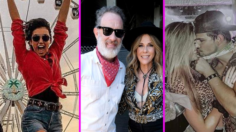 Stagecoach 2019: All the best celebrity photos