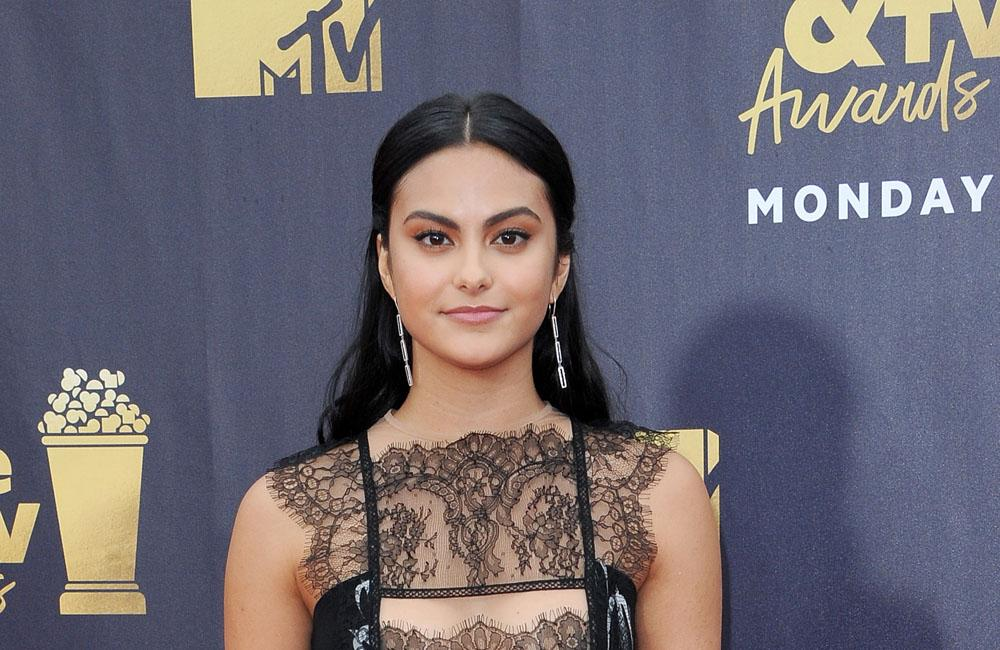 Camila Mendes Says Tight 'Riverdale' Fittings Prompted Bulimia Therapy