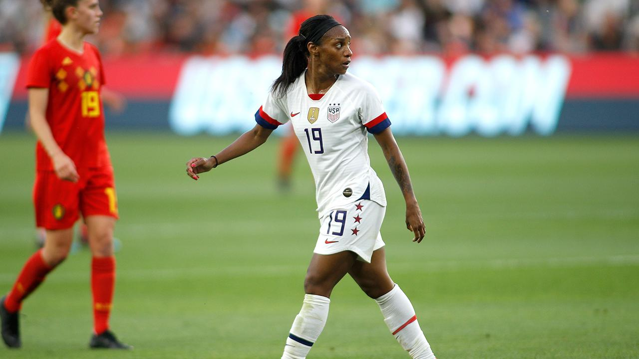 After narrowly missing 2015 World Cup, Crystal Dunn is ready for France