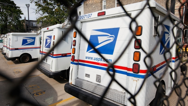 The Postal Service Wants To Make Deep Cuts To Worker Benefits, Internal Plan Shows