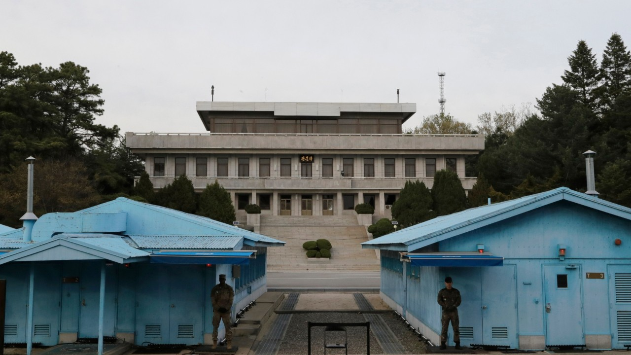Politics - North Korea Test Fired Short-Range Projectiles, South Korean Officials Say