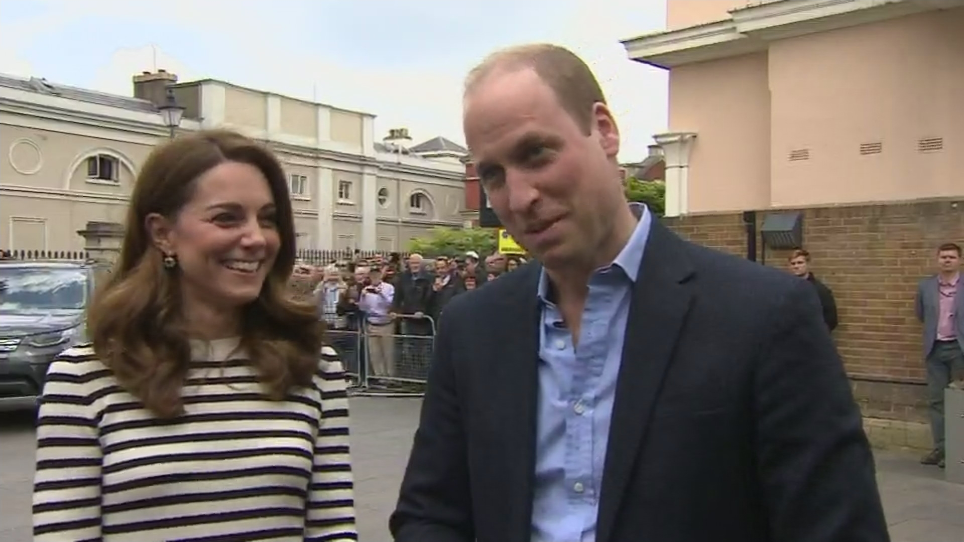 Prince William's Royal Baby Message Gets Very Real About Sleep Deprivation