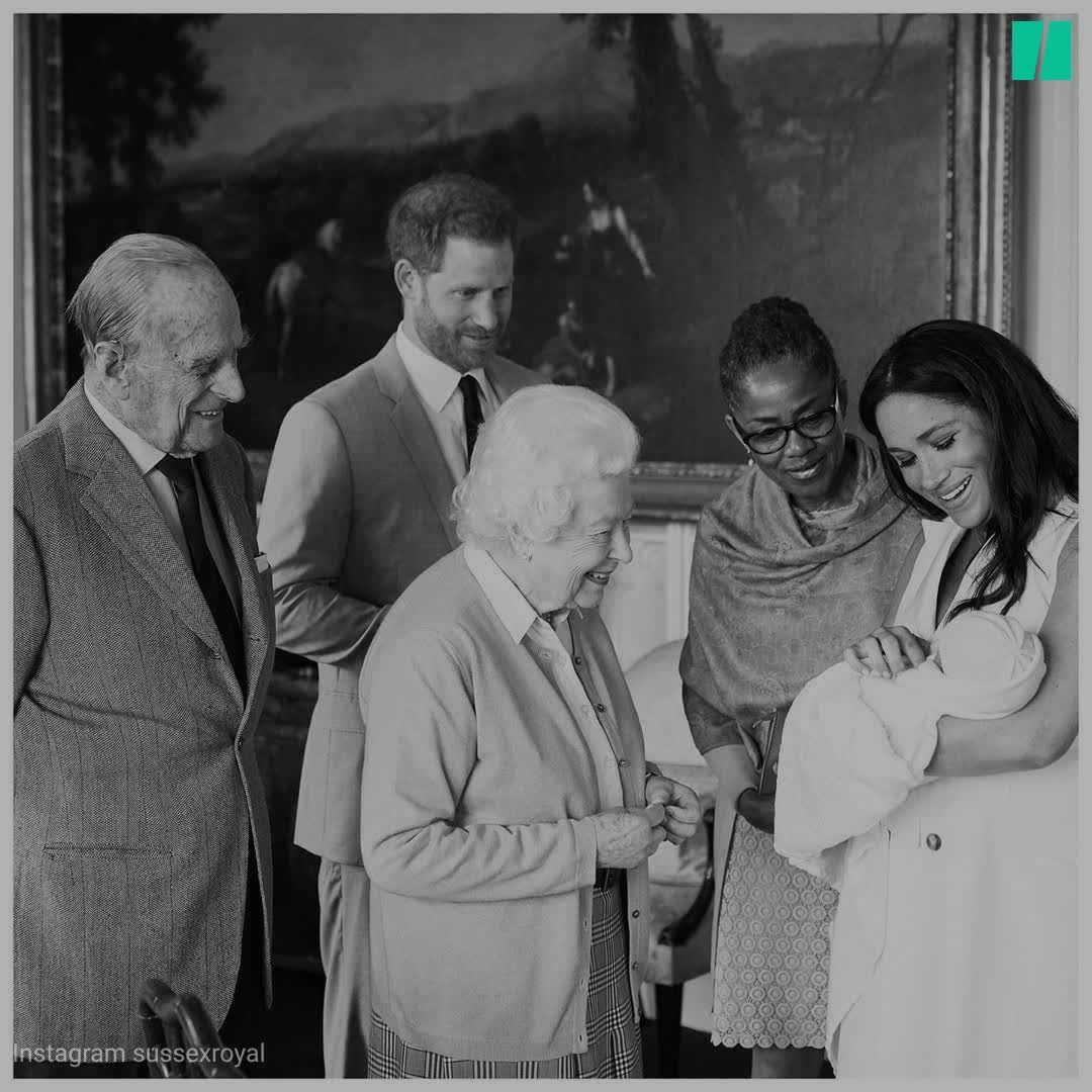 Swoon-Worthy Royal Baby Photos Through The Years