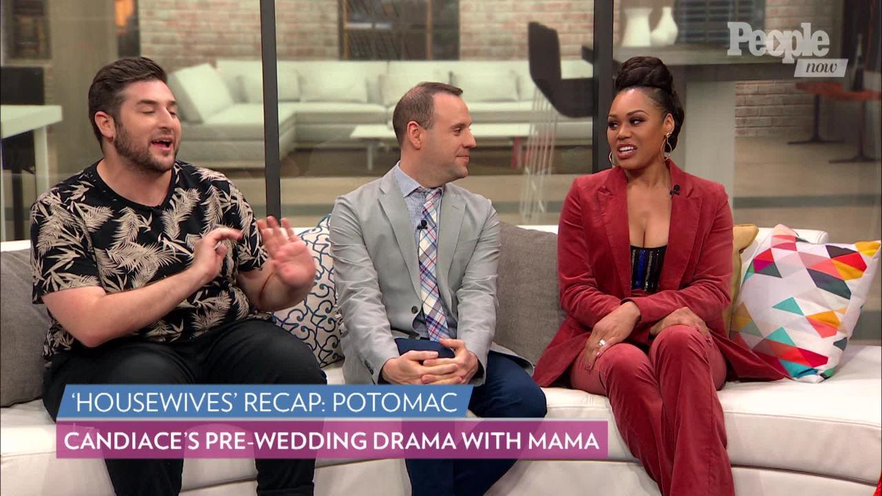 'RHOP' star Candiace Dillard breaks down all of season 4's biggest drama (Exclusive)