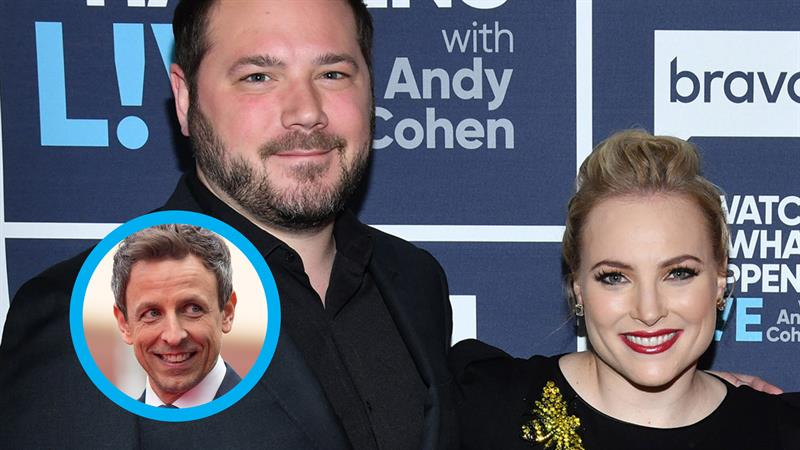 Meghan McCain praises her husband in Ben Shapiro interview: 'Conservative men have better family values'