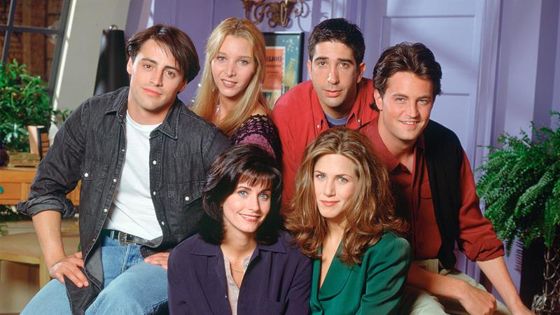 Courteney Cox Shares Instantly Iconic Snap Of The 'Friends' Before Fame Hit