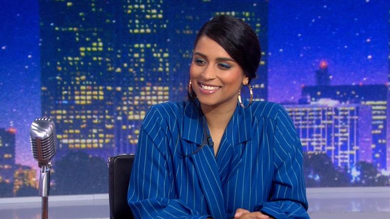 Lilly Singh Wants A Late-Night Show Team That Represents The World
