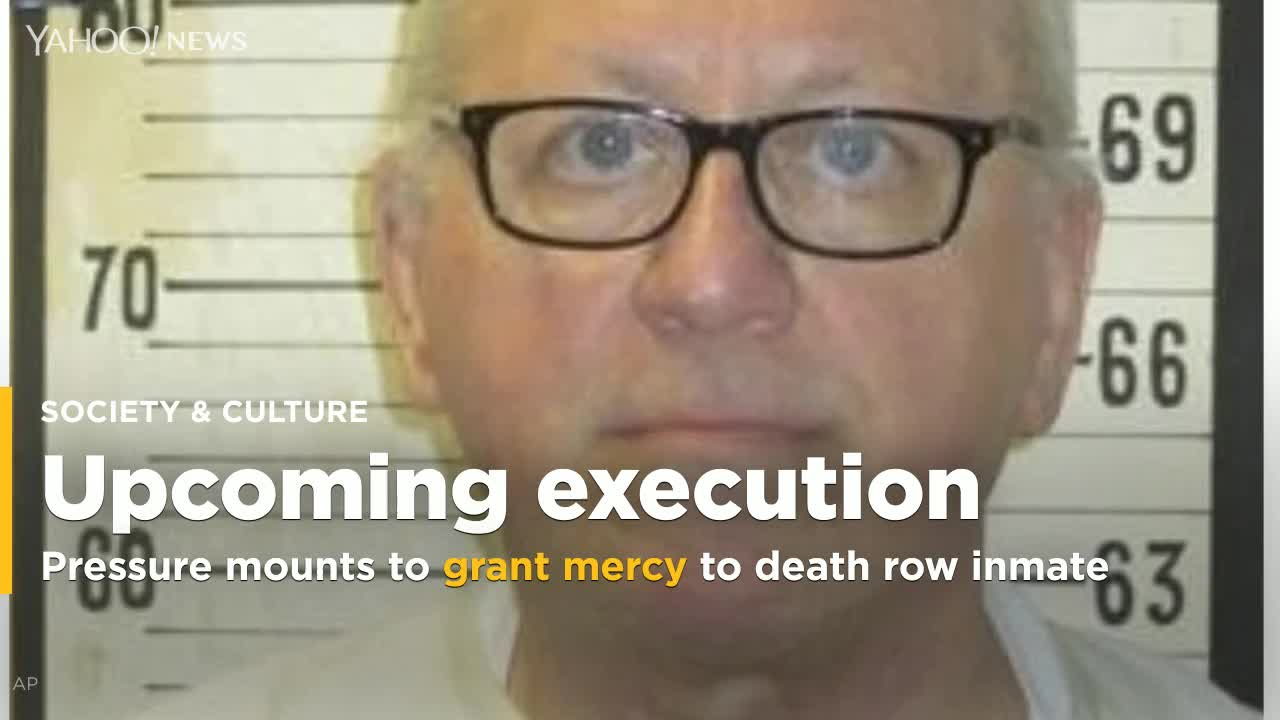 Death row inmate makes unusual request before his execution