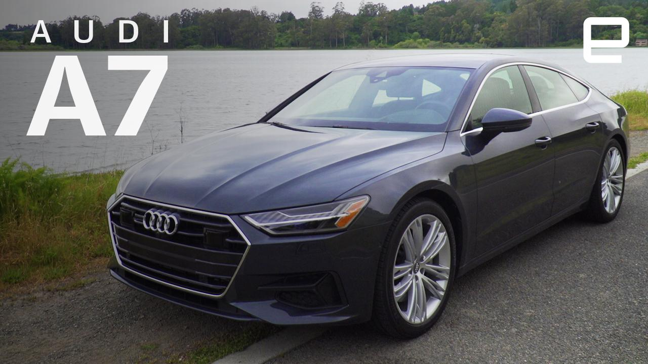 The refreshed Audi A7 hits all the right luxury marks