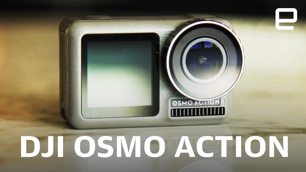 DJI Osmo Action review: A worthy GoPro rival
