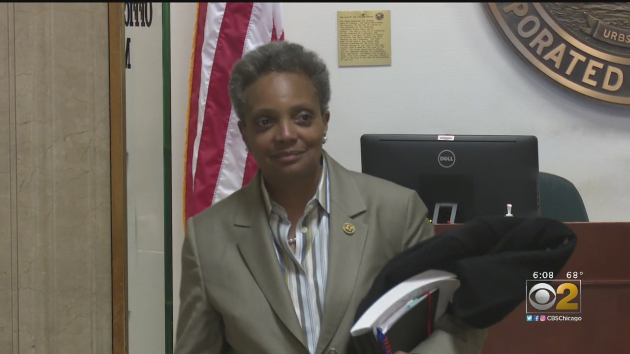 Lori Lightfoot Ends Chicago Aldermen's Privilege On First Day As Mayor