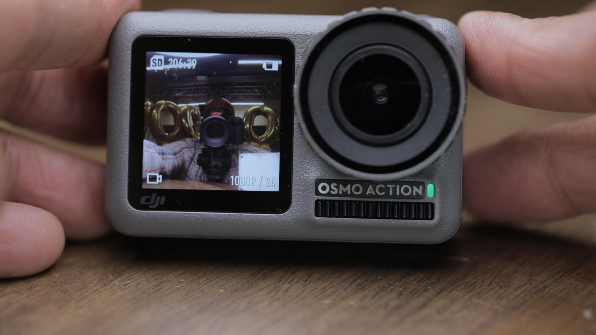 Is the new Osmo Action camera a GoPro Killer?