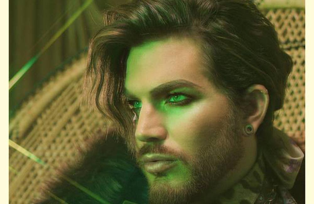 Adam Lambert Gets His Groove Back With 1970s-Inspired 'New Eyes'