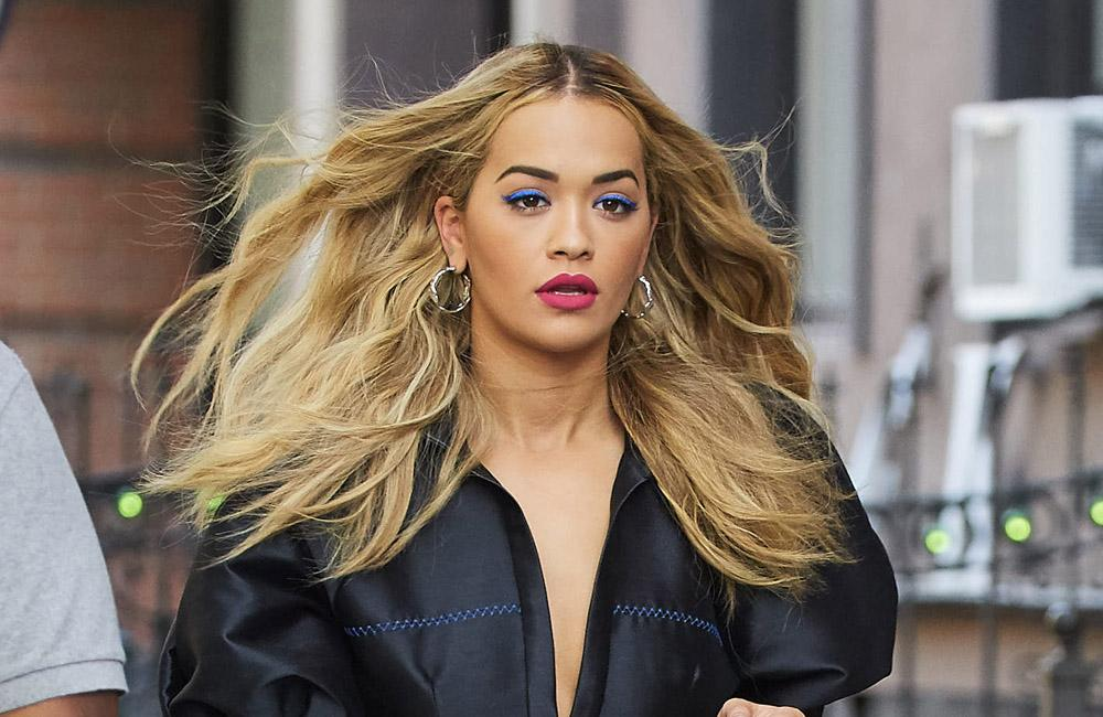 People Have Strong Feelings About Rita Ora's Half Pants-Half Shorts Look