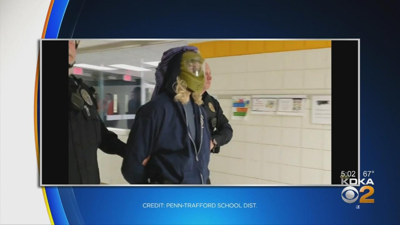 Pennsylvania high school under fire for controversial 'active shooter' video