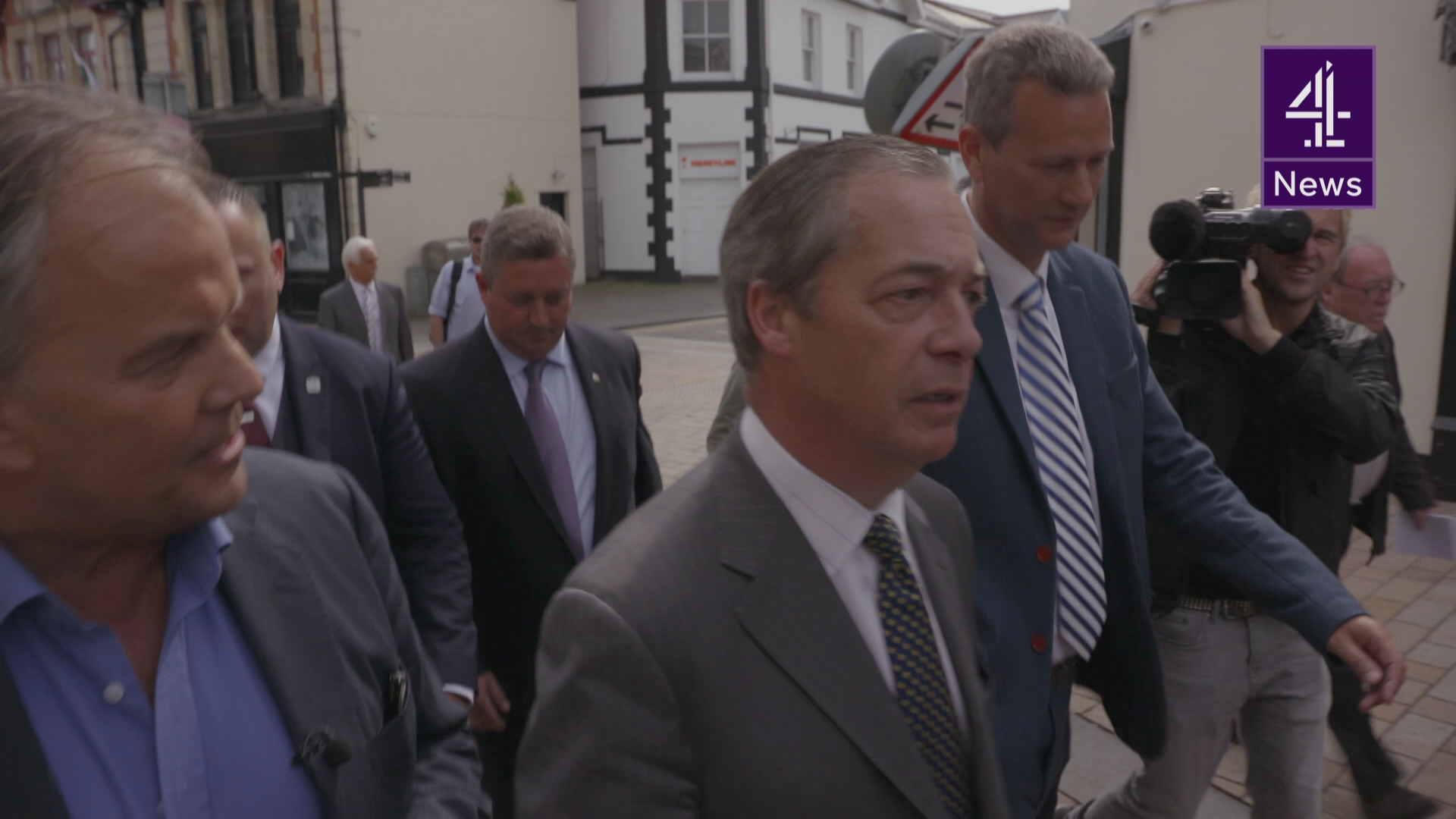 Brexit Party Lifts Ban On Press Access For Channel 4 News