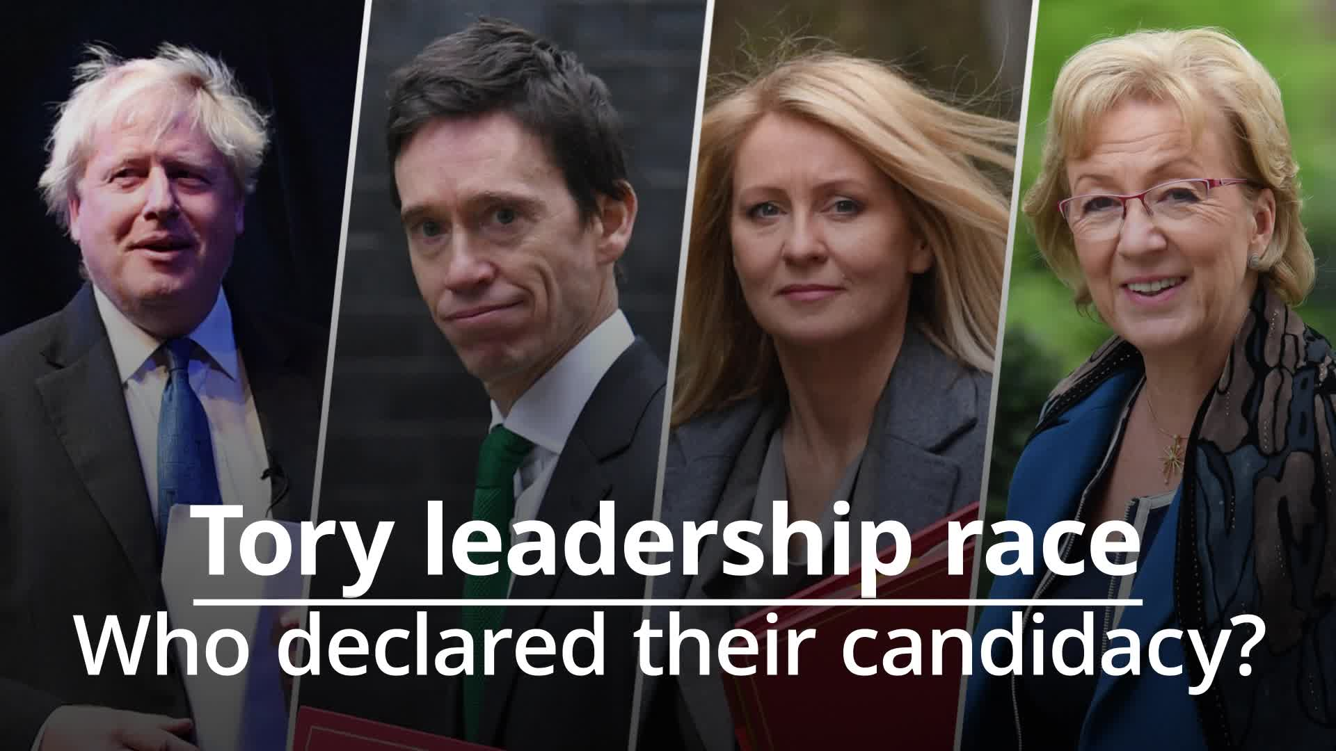 Tory Leadership Race: Esther McVey Vows To Cut Foreign Aid To Fund Police And Schools