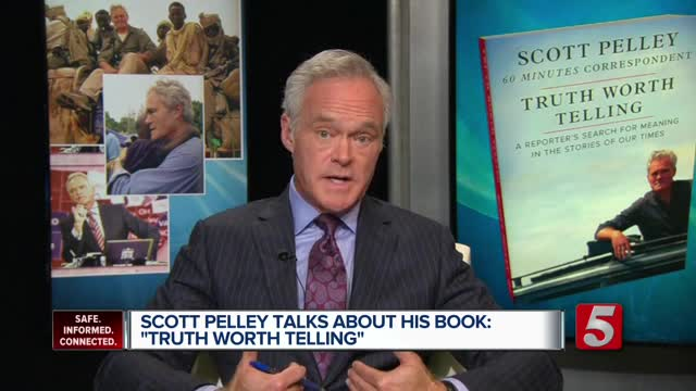 CBS's Scott Pelley Says He Was Canned After Trying To Report 'Hostile Work Environment'
