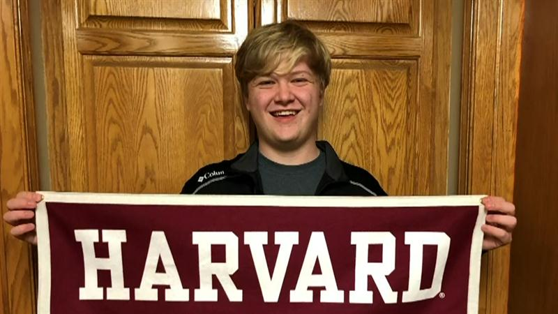 Teen to graduate from high school and Harvard within 11 days