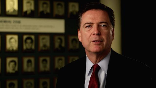 Comey fires back at Trump over 'Treason' accusation