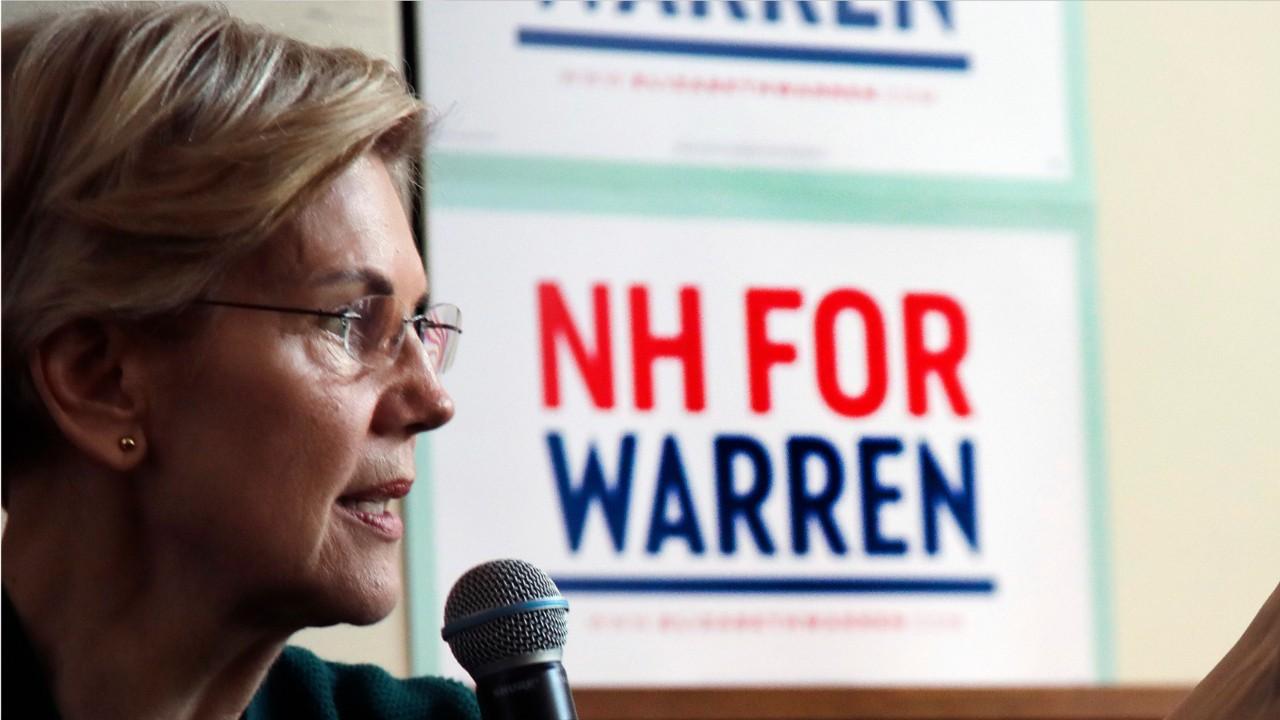 'DM me': Warren wins over comedian with Twitter quip