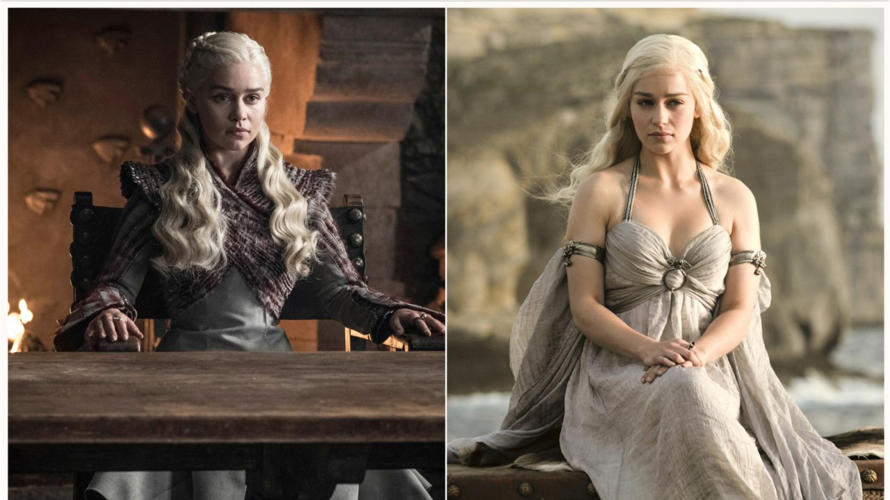 Game Of Thrones Cast Get Emotional Over Final Episode, As Emilia Clarke Leads Tributes To Show
