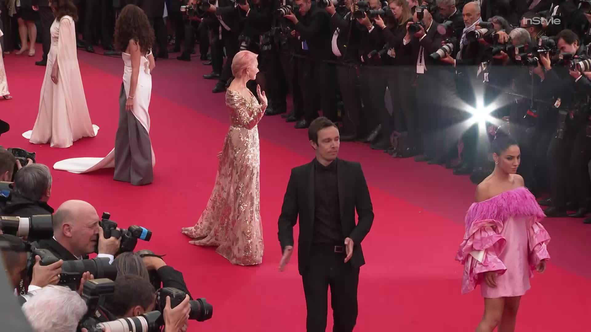 Cannes 2019: Helen Mirren has pink hair, Priyanka and Nick Jonas' arrival and more red carpet photos