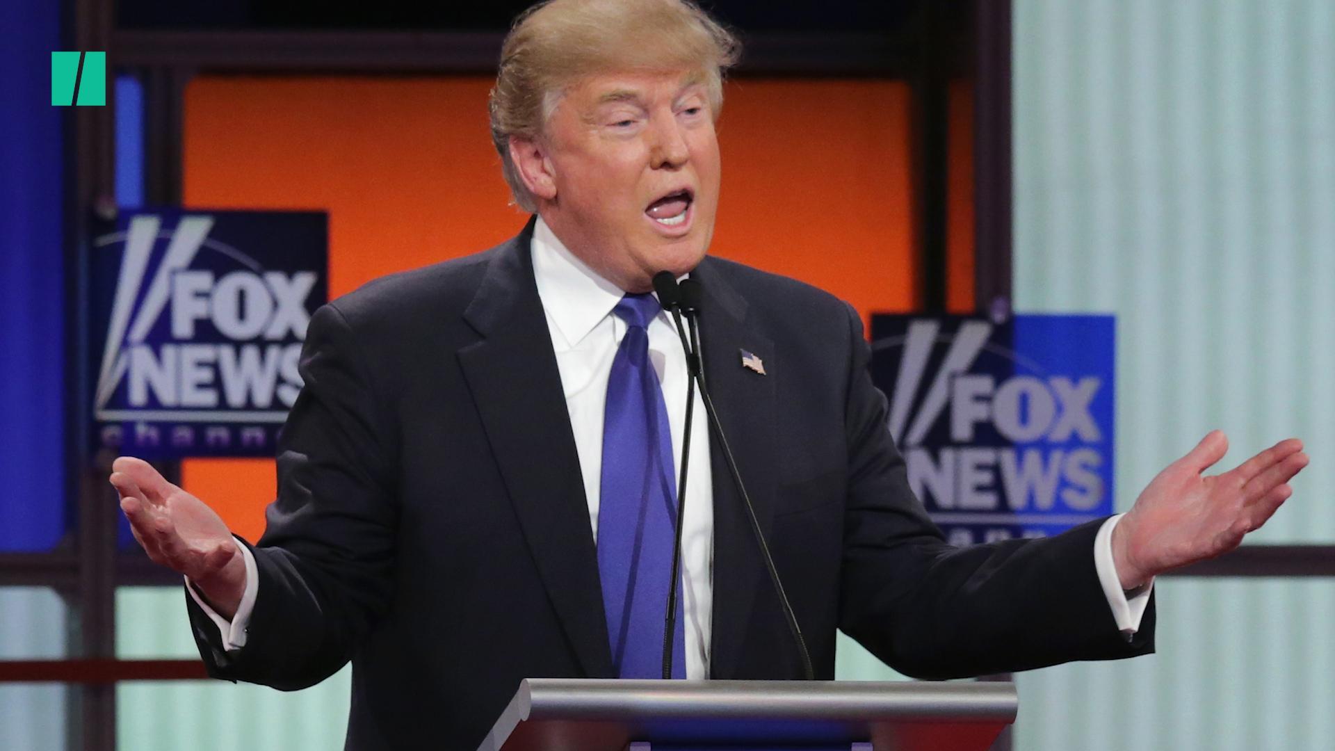 Donald Trump Hints At Fox News Conspiracy Theory