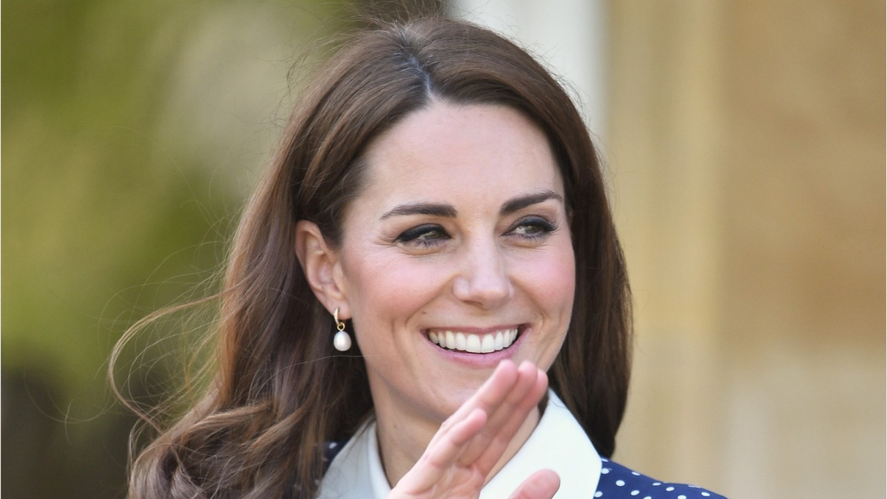 The sweet way Kate Middleton paid tribute to Princess Diana in her garden