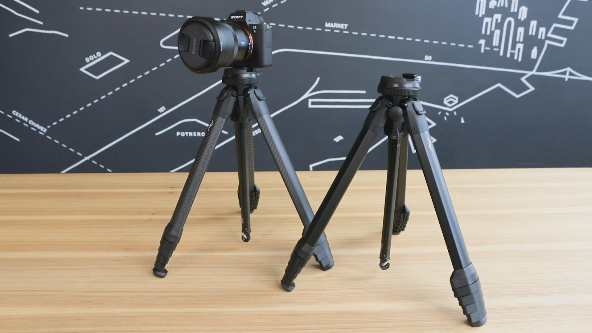 Peak Design's Travel Tripod