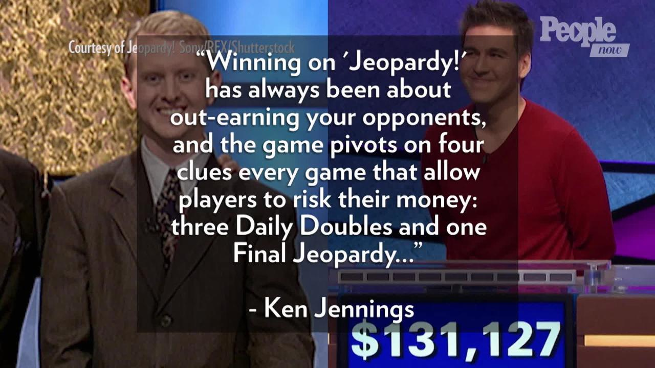 Photo Hilariously Sums Up James Holzhauer's 'Jeopardy!' Dominance