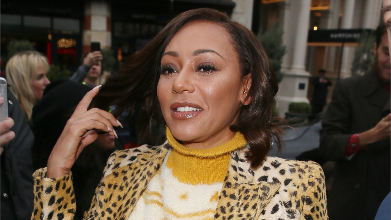 Mel B Reveals The 'Real Truth' Behind Lost Eyesight Reports Ahead Of Spice Girls Tour